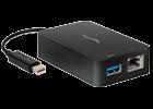 3.0 + Gigabit Ethernet ta